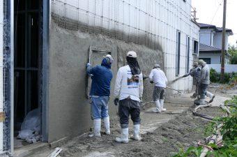 Dascalu 4-15-19 concrete spray application